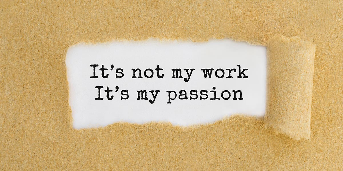 It's My Passion